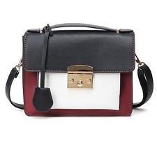 Women Leather Shoulder Bag Tote Purse HandBag Messenger Crossbody Satchel Bag