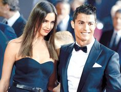 Soccer star Cristiano Ronaldo felt ashamed after he accidentally e-mailed raunchy photos of a female admirer to girlfriend supermodel Irina Shayk.