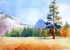 Landscape tutorial