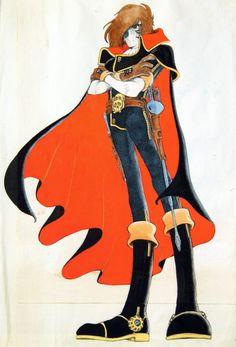 キャプテン・ハーロック (Captain Harlock)
