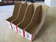 Magazine files from USPS Priority Mail Boxes by mandy.w.foy