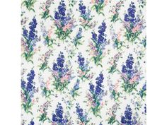 Laura Ashley - Stocks (Sapphire) One of the big misses in my fabric collection -  I should have bought this when it was availalble in the fabric store. I thought I'd have time but when I went back a week later, it was gone. Sadface.