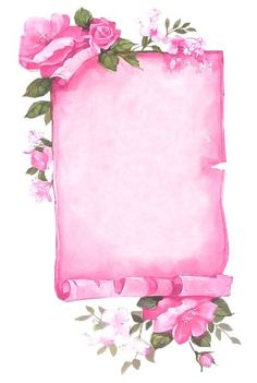 Pin ALL the pins you want from ALL my boards. Please visit again! Flower Background Wallpaper, Frame Background, Flower Backgrounds, Wallpaper Backgrounds, Borders For Paper, Borders And Frames, Christmas Letterhead, Page Borders Design, Birthday Frames