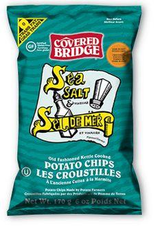 Sea Salt & Vinegar Snack Recipes, Snacks, How To Cook Potatoes, Marmite, Covered Bridges, Potato Chips, My Photos, Sea Salt, Cooking