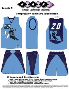 122fe166e57 Sublimation Uniform for Basketball · Large Logos with panel back gives a  unique design to this uniform mock up. Buy