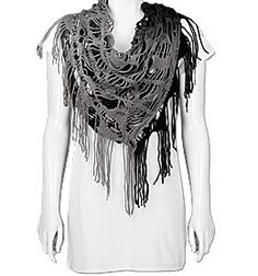 scarf ... like scarf to accentuate sometimes with my outfit, i have this type but it's pink:)