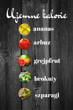 """Czy wiesz, że istnieją produkty spożywcze, które można jeść bezkarnie, ponieważ zawierają tzw. """"ujemne kalorie""""?  #diet #fit #kcals #kalorie #ujemnekalorie #dieta"""