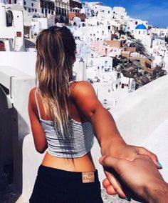 Pinterest: @ladysarahjayne IG: sarah_xoxo___ Oia village, Santorini island, Greece. - selected by www.oiamansion.com