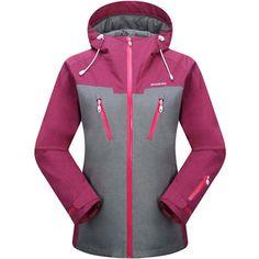 Skogstad Women's Snohetta Insulated Waterproof Jacket - Stormgrey  Price: £129.00