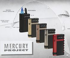 Lotus Mercury Twin Torch Flame Cigar Lighters with Fold-Out Punches Are Available at Milan Tobacconists. Since Providing Superior Customer Service and Quality Tobacco Products. Tobacco Shop, New Lotus, Jefferson Street, Cigar Shops, Premium Cigars, Cigar Lighters, Matte Red, Antique Copper