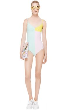 Araks Emeline One Piece, now available at Moda Operandi