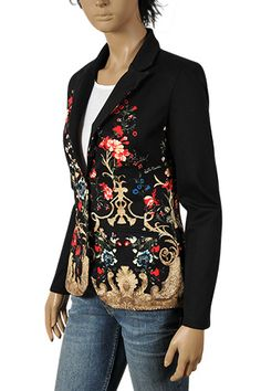 ROBERTO CAVALLI Ladies Dress Jacket #51; $159.99   http://www.primerunway.com/ROBERTO-CAVALLI-Ladies-Dress-Jacket-51?cPath