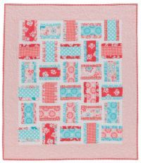 Martingale - Sew Sweet Baby Quilts - Ruffle Quilt