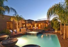 Luxury Vacation Rental Homes in Scottsdale Arizona