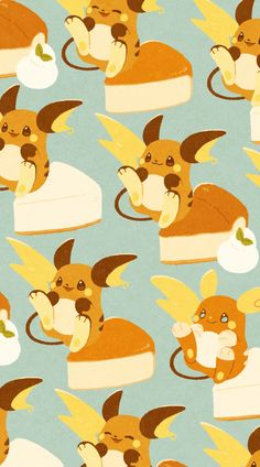 Cute Pokemon Wallpaper, Cute Wallpaper For Phone, Kawaii Wallpaper, Pokemon Memes, Pokemon Fan Art, Pokemon Go, Pokemon Ninetales, Digimon Cosplay, Pokemon Backgrounds