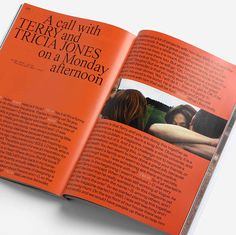 """""""I don't bother being trendy"""": Hugo Hoppmann on his multifarious design approach Magazine Layout Design, Book Design Layout, Print Layout, Magazine Layouts, Editorial Layout, Editorial Design, Yearbook Layouts, Yearbook Theme, Yearbook Spreads"""