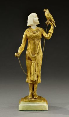 Metallobjekte Reasonable Original Jugendstil Aschenbecher Massive Bronze Frauenakt Dekorativ Bronze