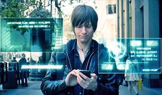 This is an article describing how a new game for Android called Ingress is helping to usher in the new era of augmented reality. (3849)