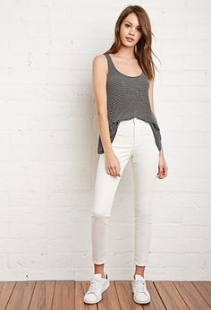 Classic High-Waisted Skinny Jeans | Forever 21 | #f21summercool