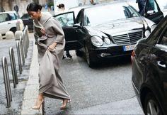 Milan Fashion Week StreetStyle by TommyTon