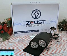 Griller on your shopping list? Check out the Zeust #GrillLight makes a great gift for the guys on your shopping list. On our #HGG2017 #ad http://parentinginprogress.net/hgg-men-2/7/