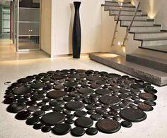 unique flooring ideas