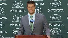 New York Jets Tim Tebow