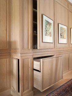 Home Hidden Storage Cabinetry Shelf Wall Panelling Furniture Room Hidden Spaces, Hidden Rooms, Small Spaces, Hidden Shelf, Built In Storage, Hidden Cabinet, Storage Shelves, Hidden Gun, Gun Storage