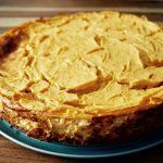 Protein Süßkartoffel Käsekuchen Rezept