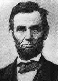 """""""When I do good, I feel good when I do bad, I feel bad, and that is my religion."""" Abraham Lincoln"""