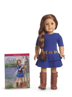 Saige American Girl Doll and Bitty Baby Giveaway on TodaysMama.com