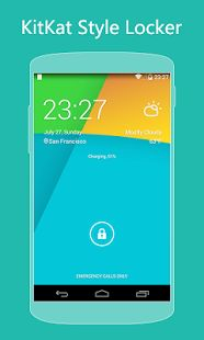 ApkApps5 - android apps apk: KK Locker [Android L Lollipop] PRIME v3.9 apk