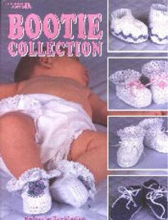 Maggie's Crochet · Bootie Collection