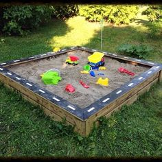 way cute idea for the kids outside