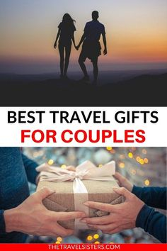 Best travel gifts for couples #travelgifts #travelgiftideas