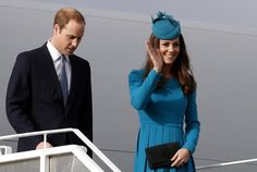 Pin for Later: Prince William and Kate Middleton Mix Duty With Pleasure