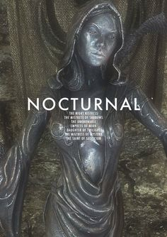 Nocturnal: The Night Mistress. The Mistress of Shadows. The unknowable. Empress of Murk. Daughter of Twilight. The Mistress of Mystery. The Saint of Suspicion. #skyrim