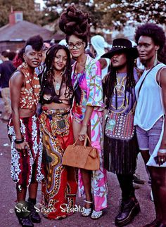 AfroPunk Fierce 2 Stand back and take a moment.