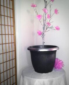 cherry blossoms #partydecorations