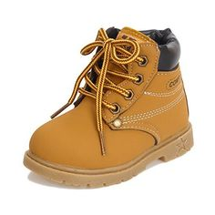 Poppin Kicks Boy Girl Soft Toe Waterproof PU Leather Insulated Winter Snow  Boots (Toddler Little Kid) -- Hurry! Check out this great shoes   Girl s  boots 1f298db13021