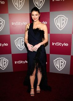 Mary Elizabeth Winstead Photos - 2011 InStyle/Warner Brothers Golden Globes Party - Arrivals - Zimbio