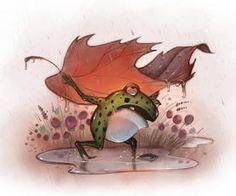 Will Terry - Chlldrens book illustrator