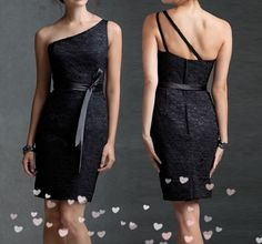 Aliexpress.com :  one shoulder sexy lace padded Party Dresses bridesmaid dress homecoming dress 567 from Reliable dress barn dresses suppliers on fashiondress $63.00