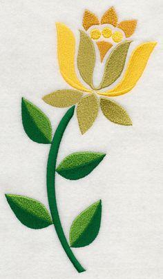 Vibralo Hungarian Flower