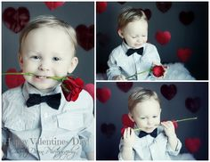 boys valentine photo