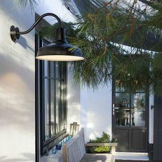 Applique d'extérieur Ciel Ø36cm - BARN Luminaire d'extérieur Eleanor Home Sune Jehrbo Design | Lampes Design LightOnline