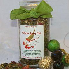 Winter Berry Herbal Tea
