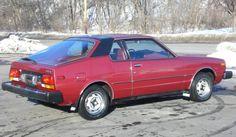 1981 datsun 310 gx hatchback