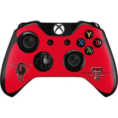 Texas Tech University Xbox One Controller Skin  Texas Tech Red Raiders Vinyl Decal Skin For Your Xbox One Controller -- Click image to review more details.Note:It is affiliate link to Amazon.