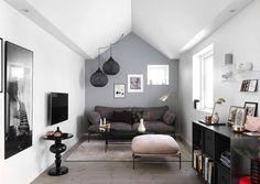 Small Scandinavian home Follow Gravity Home: Blog - Instagram -...